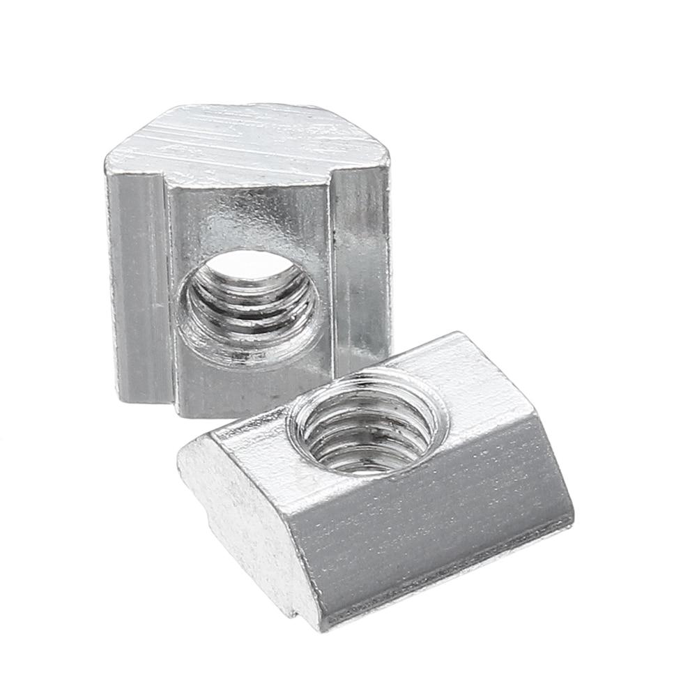 25 M5 T Nuts for 20 Profile Aluminium Extrusion /& V-Slot