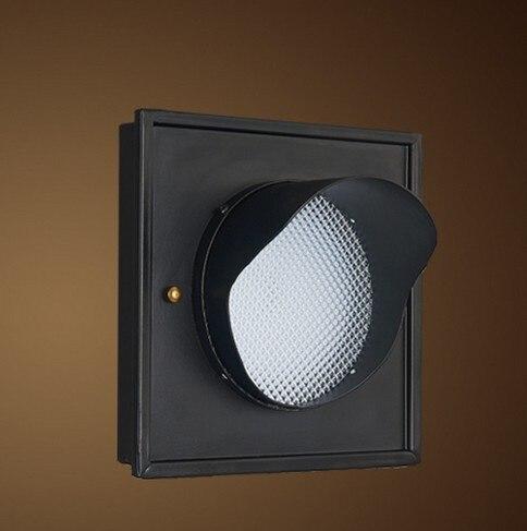 Ձեղնահարկ ոճով պատի լամպեր Տուն - Ներքին լուսավորություն - Լուսանկար 3