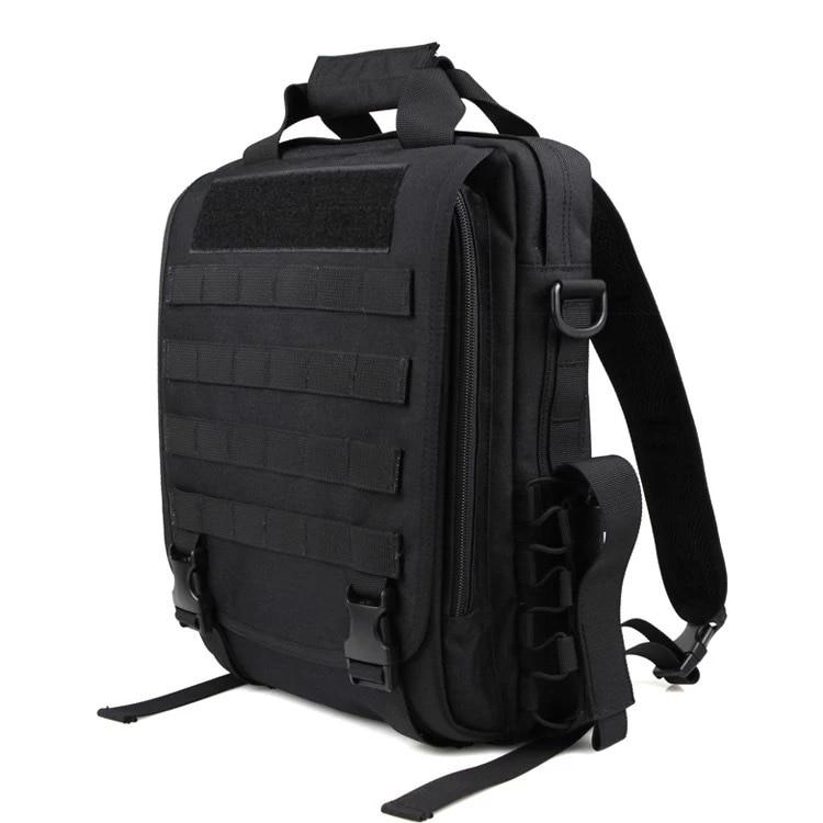 Tablet PC Package men travel bags Military Camouflage Men's Sling Bag Waterproof Bandolera Communication Equipment Backpack