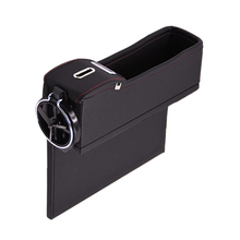 Car-styling Seat Organizer Belt Piggy Bank No Stopper Stowing Tidying Accessories Supplies Gear Items Stuff Products