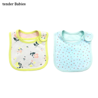 10PCS Brand Baby Girl Boy BIBS Waterproof Next Cartoon Towel Kids Toddler Dinner Feeding Bibs Bandanas