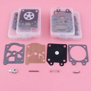Image 4 - 5ピース/ロットキャブレターの修理はキットstihl MS250 MS230 MS210 ms 250 230 210チェーンソースペアパーツ