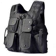 Army Outdoor Specials Camouflage Tactical Vest Men Combat Vest Stab Shirt CS Body Armor