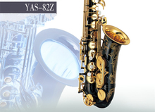 2017 YAS 82Z saxophone E flat alto saxophone Top music high quality sax black Musical instruments DHL / UPS shipping