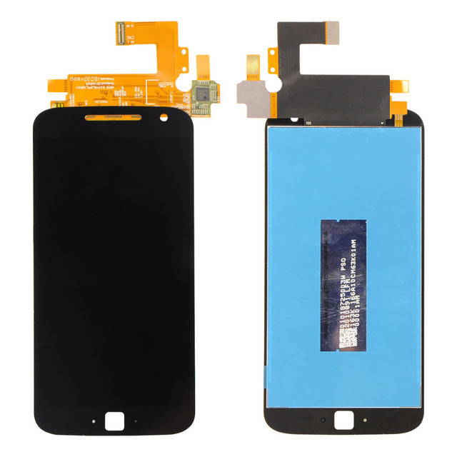 100% Test For Motorola MOTO G4 Plus LCD Display With Touch Screen Digitizer Assembly Free Shipping