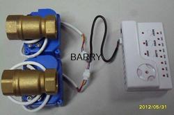Wykrywacz wycieków wody Tester alarmu czujnik miernika przepływu przepełnienie wody oszczędzanie wody DN15 G1/2 podwójne zawory