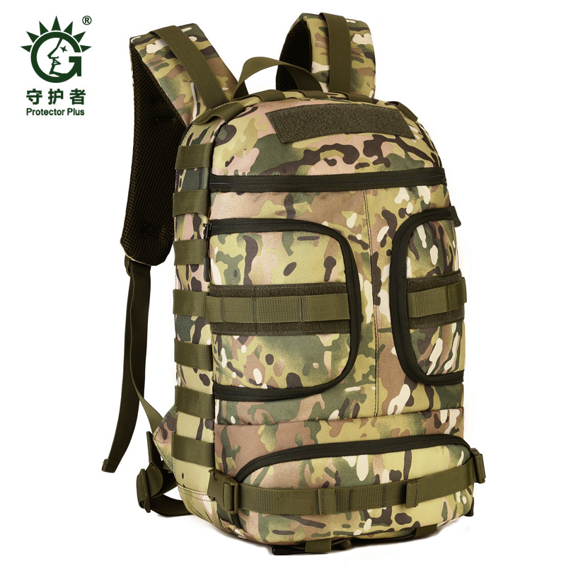 Camouflage 40 litres of nylon high quality travel backpack SLR camera bag high grade students School bag military laptop bags 2017 hot sale men 50l military army bag men backpack high quality waterproof nylon laptop backpacks camouflage bags freeshipping