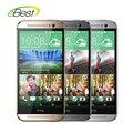 """Оригинальный HTC M8 открынный 4 г Lte android-автомобильный смарт-мобильный сотовый телефон quad-диапазона двух-жильный 2.3 ГГц процессор 2 ГБ + 16 ГБ 5.0 """" 1080 P 4MP 3 камеры"""