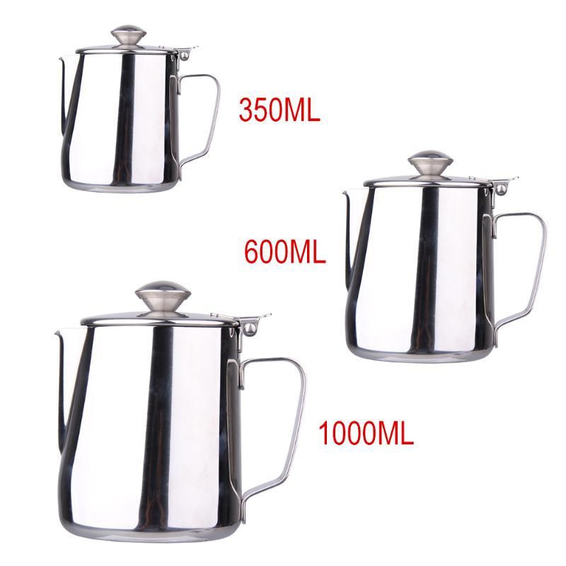 Stainless Steel Kitchen Home Craft Coffee Jug Espresso Coffee Pitcher Latte Milk Frothing Jug Coffee/Tea/Milk Tools