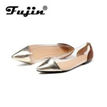Купить с кэшбэком FUJIN Brand Women Casual Shoes Women Flats Shoes Spring Autumn Summer Female Fashion Shoes Comfortable for Women Shoes