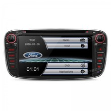 7″  GPS Navigation Car DVD Player Car Radio FM MP3 Fit for Ford Focus Mondeo / S -Max / Galaxy Tourneo  / Transit Connect  2010