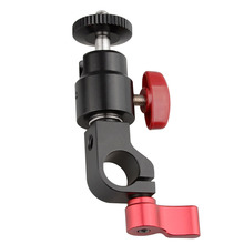 CAMVATE 15mm Rod Clamp & Shoe Mount Adapter Photo Studio Kit Photography Accessories For DSLR Camera Cage Monitor C1444