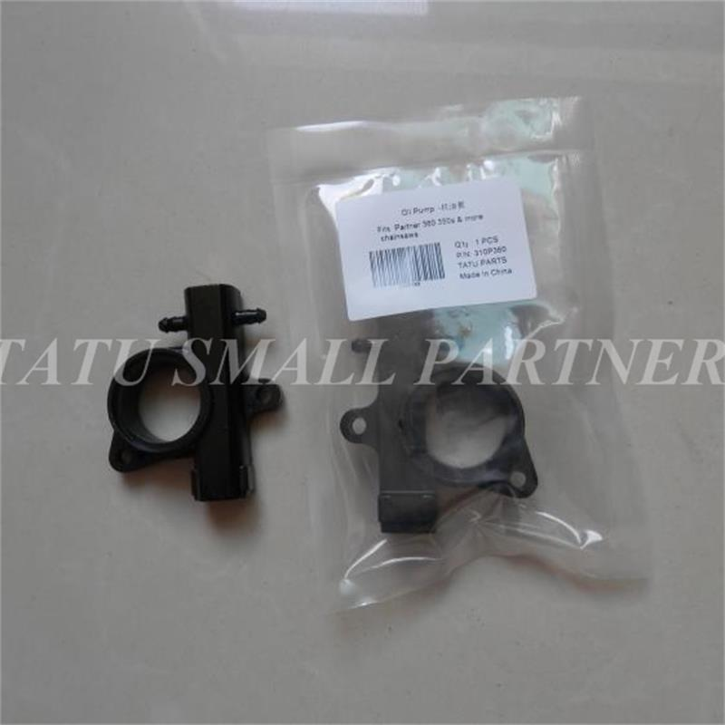 OIL PUMP FITS PARTNER 360 PA360 P350 350S  &MORE CHAINSAW DRIVE PUMP HOUSING CHAIN SAW PARTS chainsaw piston assy with rings needle bearing fit partner 350 craftsman poulan sm4018 220 260 pp220 husqvarna replacement parts