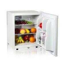 Бытовой Холодильник 42 л однодверный морозильник малошумный