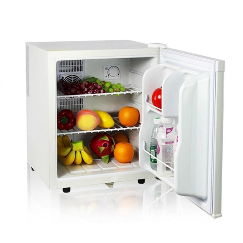 Household Refrigerator 42L Single-door Freezer Low Noise Small-size Fridge BC-42A