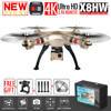 NEW SYMA X8W X8HW FPV RC Drone With 4K/1080P WIFI Camera HD Altitude Hold 6-Axis RTF Dron RC Quadcopter Helicopter VS MJX X101