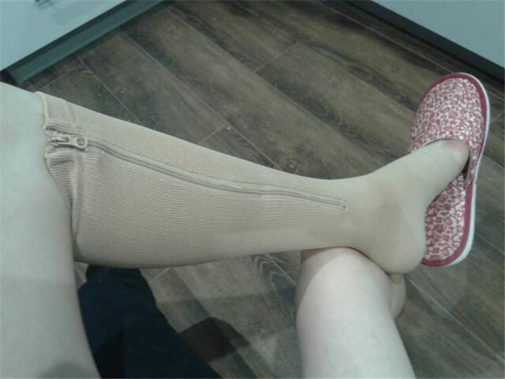 Zip Socks Compression Socks
