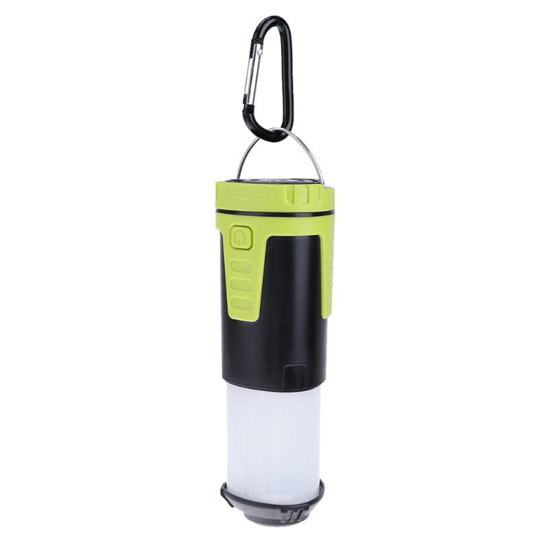 Waterproof Camping Lights LED Flashlight Portable Lantern Mini Tent Light Emergency Lamp Torch Light SOS Lamp
