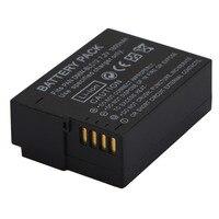 1800mAh DMW BLC12 DMW BLC12 Rechargeable Battery Pack For Panasonic Lumix G6 G5 G7 FZ1000 Camera