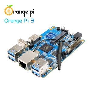 Image 4 - Orange Pi 3 H6 2 go LPDDR3 AP6256 bluetooth 5.0, 4 x usb 3.0, compatible Android 7.0, Ubuntu et Debian