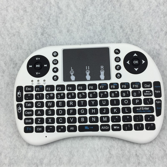 c0c013310f3 Raspberry Pi Zero Banana Pi Mini Portable 2.4GHz Wireless Keyboard with Touchpad  Keyboard Mouse Combo.