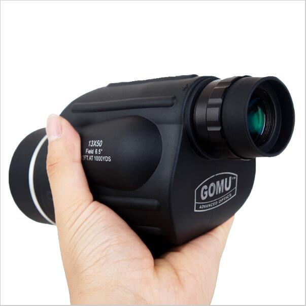 13x50 binoculars with rangefinder waterproof telescope distance meter type monocular outdoor binoculars 114m/1000m bird watching