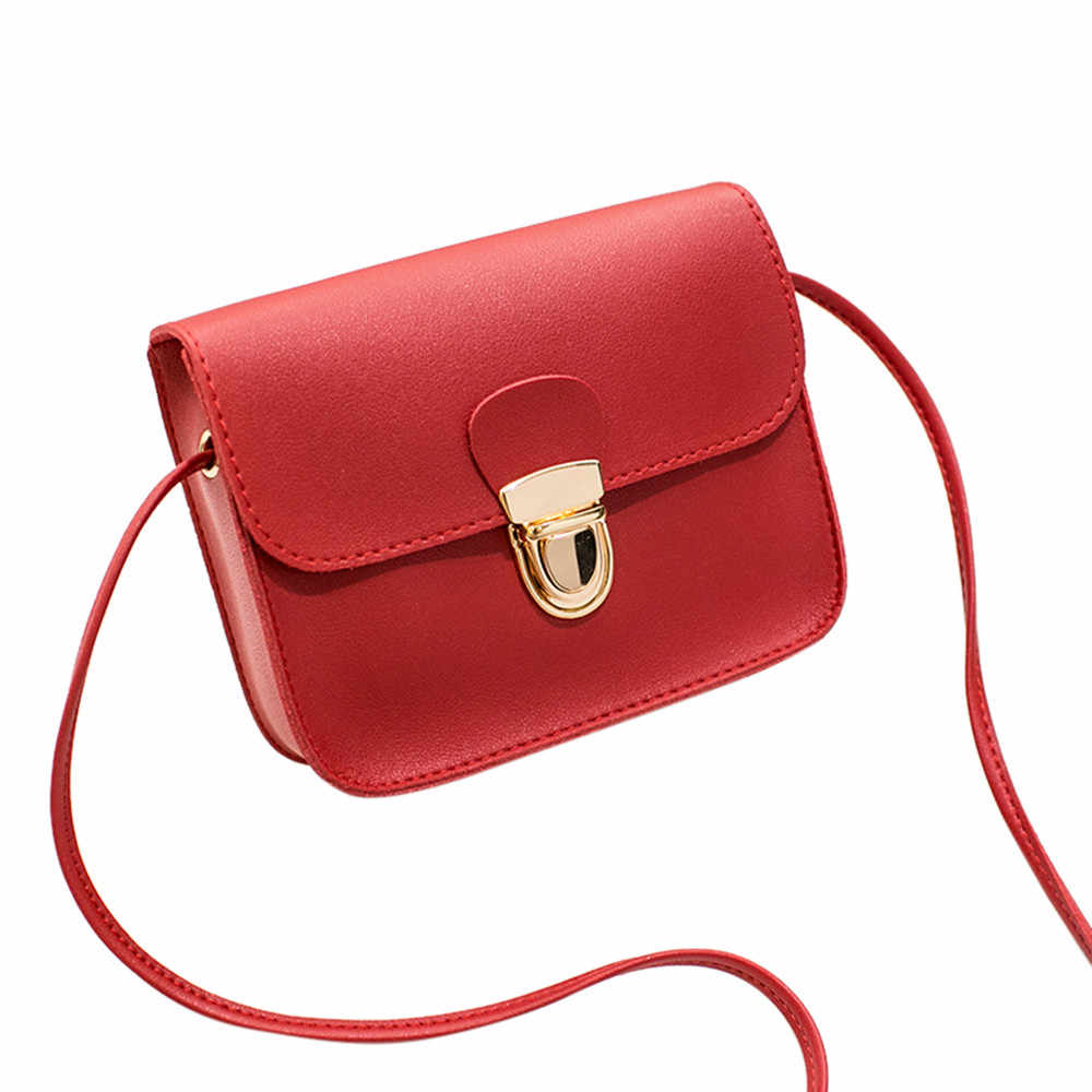 女性の小さなパッチワークショルダーバッグの女性のミニかわいい 5 色ハンドバッグカバーロック開口袋クロスボディ bolsas feminina3.14