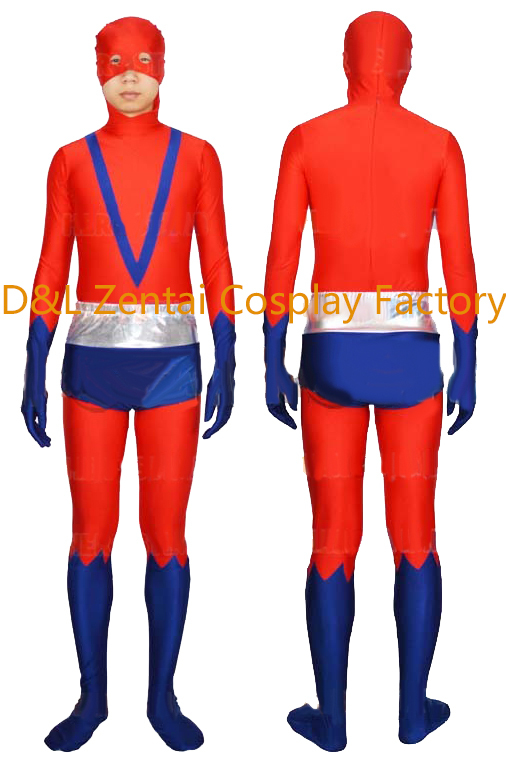 Free Shipping DHL Sexy Adult Superhero Marvel Comics Giant Man Halloween Costume Red Lycra Spandex Bodysuit Men Costume SH1307-in Zentai from Novelty ...  sc 1 st  AliExpress.com & Free Shipping DHL Sexy Adult Superhero Marvel Comics Giant Man ...