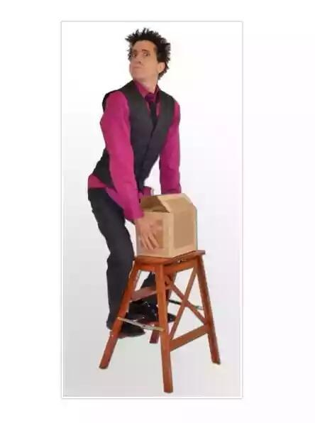 This is Heavy by Jay Mattioli-magic tricks все цены