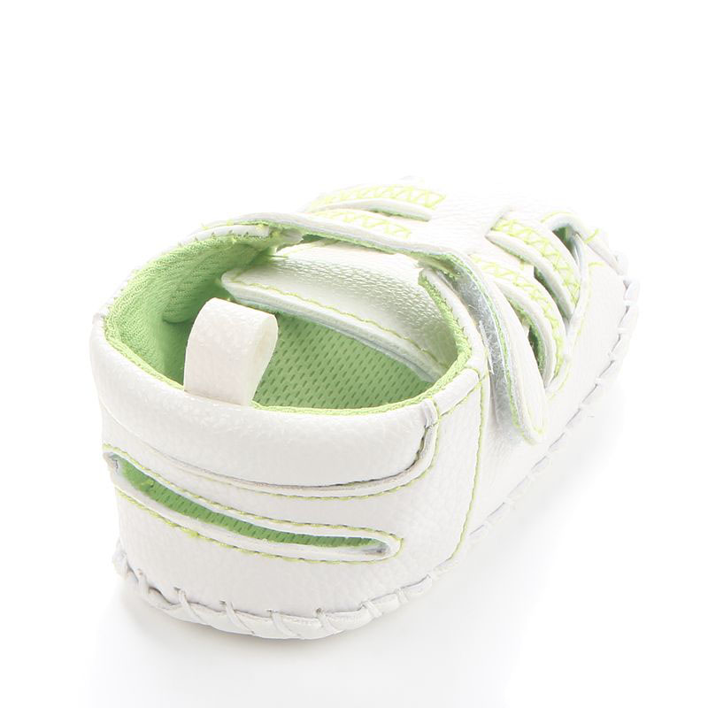 New Arrival Three Colors TPR Handtailor Breathable Baby Boy Girl Shoes Sandals For 0-15 Months