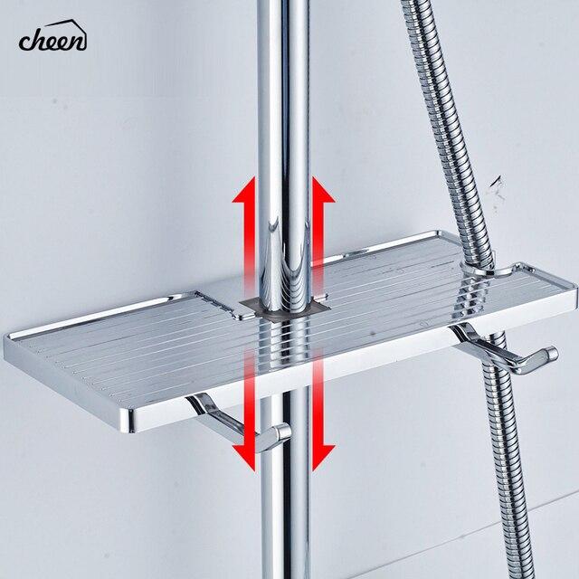 Cheen Bad Regal Dusche Storage Rack Halter Shampoo Badetuch Tray