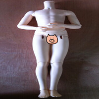 1/3 BJD Doll body single joint clearancc limited stock lasts!