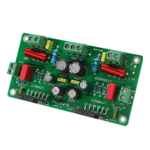 Image 3 - LEORY LM3886 HiFi TF Stereo Amplifier Assembled AMP Board 68W+68W 4ohm 50W*2 / 38W*2 8ohm