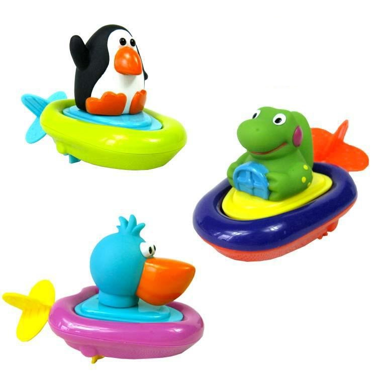 Toys For Water : Aliexpress buy new born babies swim penguin pelican
