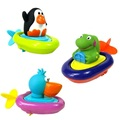 New born babies swim penguin,pelican,dinosaur wound-up chain small animal Baby Children bath toy classic toys bathroom water toy