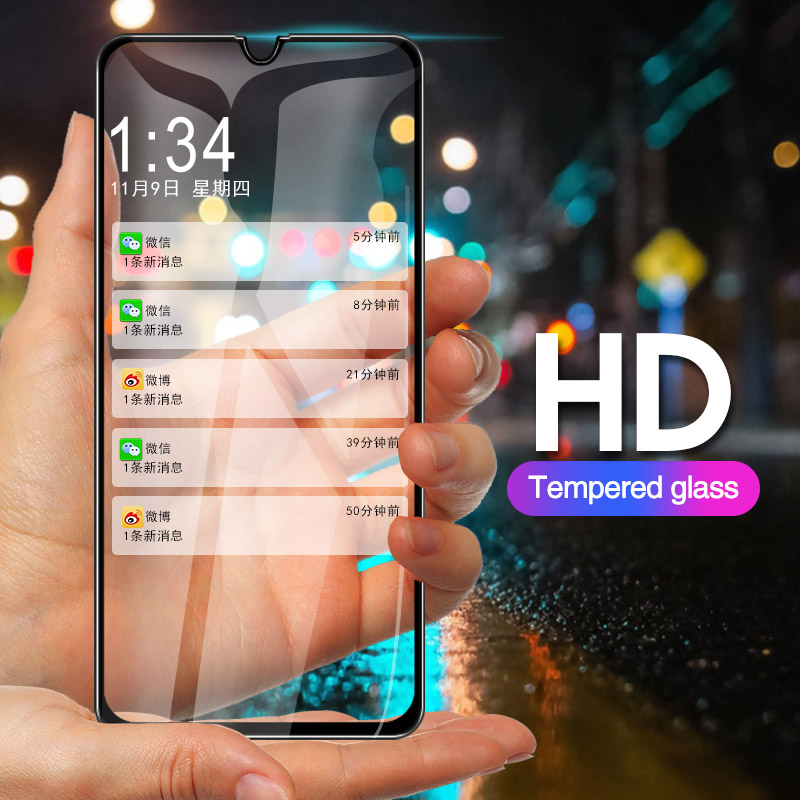 Full Cover Tempered Glass For Samsung Galaxy A40 A 40 40A Full Cover Screen Protector For Samsun SM-A405F/DS A405FN/DS A405FM/DS