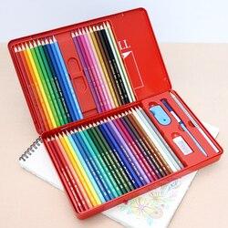 الجملة المياه قلم رصاص ملون s فابر كاستيل المياه للذوبان لون الماء قلم رصاص ملون المياه قلم رصاص ملون المهنية الرسم اللوازم