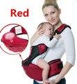 Promoción! infant portador de la honda del bebé tirantes de algodón orgánico wrap hipseat puerto mochilas infantil canguru para bebes