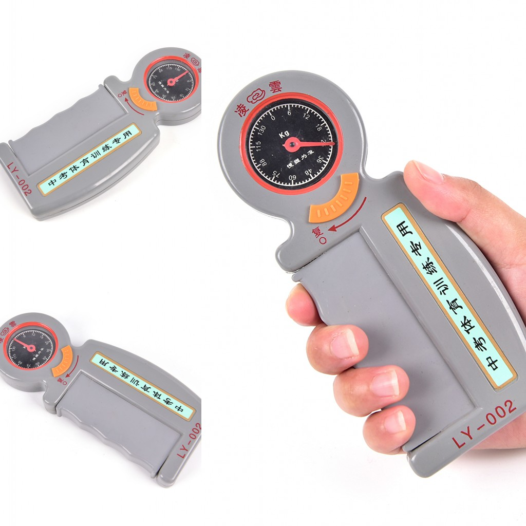 2019 New Hand Evaluation Measurement Force Gauge Load Cell Dynamometer Grip Strength High Quality