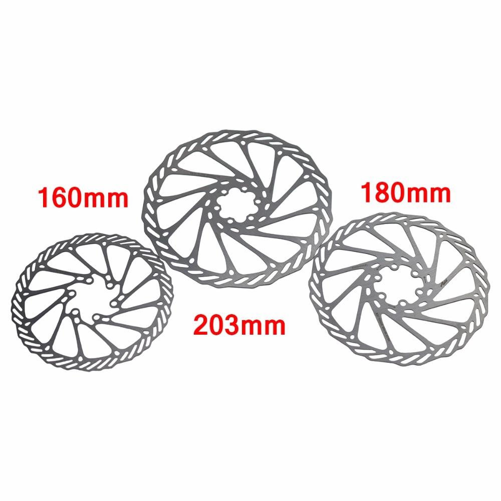 Avid HS1 brake rotor,road disc brake//MTB//cyclocross bike brake disc,160mm 180mm