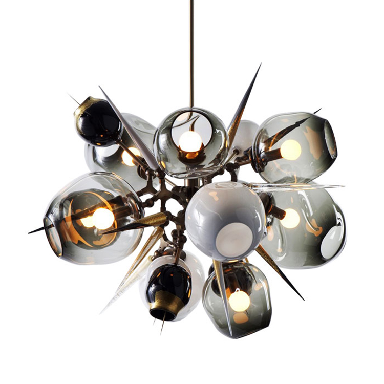 Art Deco Glass Ball JA chandelier lighting modern living room hanging lighting bar lighting hotel lighitngArt Deco Glass Ball JA chandelier lighting modern living room hanging lighting bar lighting hotel lighitng