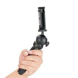 Image 2 - Ulanzi Vlog DSLR trépied Mobile pour 11 Pro Max Huawei voyage Portable Table trépied support réglable Ballhead télécommande