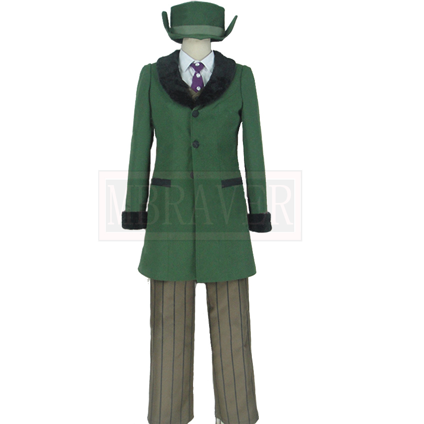 Fate/Grand Order Lev Lainur Cosplay Costume Customize