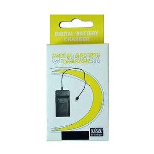 USB порт цифровая камера зарядное устройство для Canon P-511 LP-E5 LP-E6 LP-E8 LP-E10 LP-E12