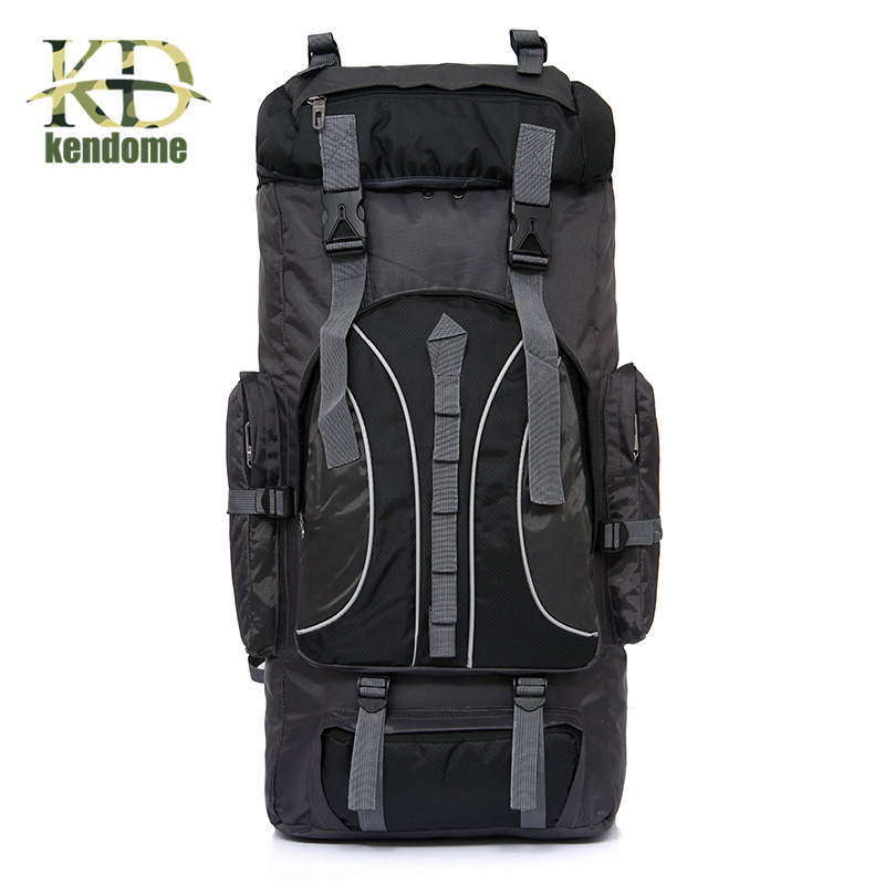 75L Large Capacity Outdoor Sports Backpack Men Women Climbing Waterproof Nylon Travel Hiking Camping Dry Bags for Male mochila locallion brand 40l outdoor sports backpack for hiking camping climbing fishing women men waterproof nylon big knapsack xa562yl