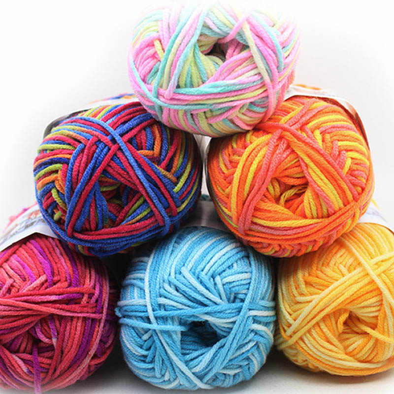 Detail Feedback Questions About Hot Wholesale 50gball Worsted 5