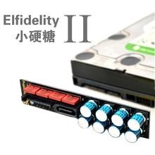 Elfidelity PC filter SATA Hard isolation regulator power purification PC-HiFi