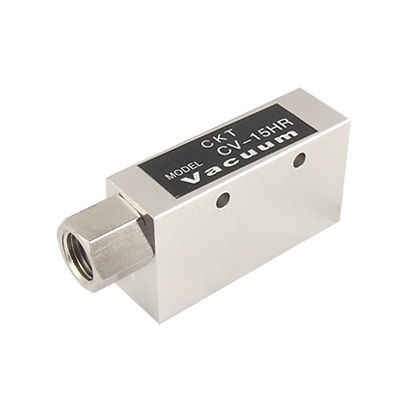 Pneumatic Fitting 1.5mm Nozzle 3 Ports Vacuum Generator CV-15HR plastic vacuum ejector generator pneumatic fitting zh07ds