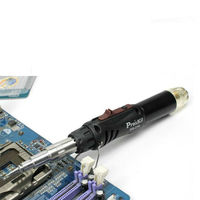High quality Portable Pen Shape Gas Soldering Iron Cordless Torch Soldering Iron GS 210