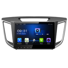 10.2 inch Android 6.0 Car DVD video Player For Hyundai IX25 IX-25 car GPS Navigation bluetooth Radio wifi steering wheel